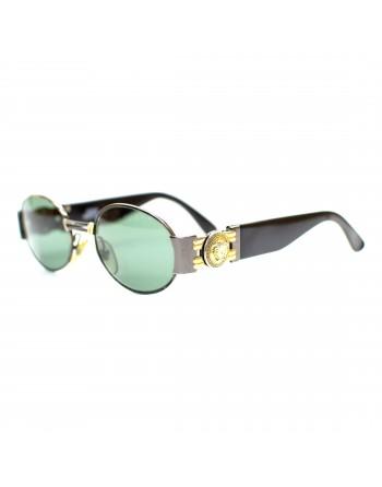 Silver Classic Medusa Godmode Versace Sunglasses