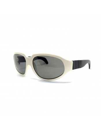 Black White Versace Sunglasses